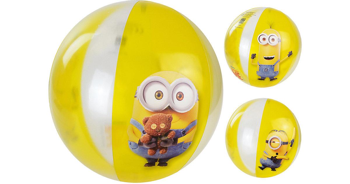 Minion Wasserball 33 cm gelb
