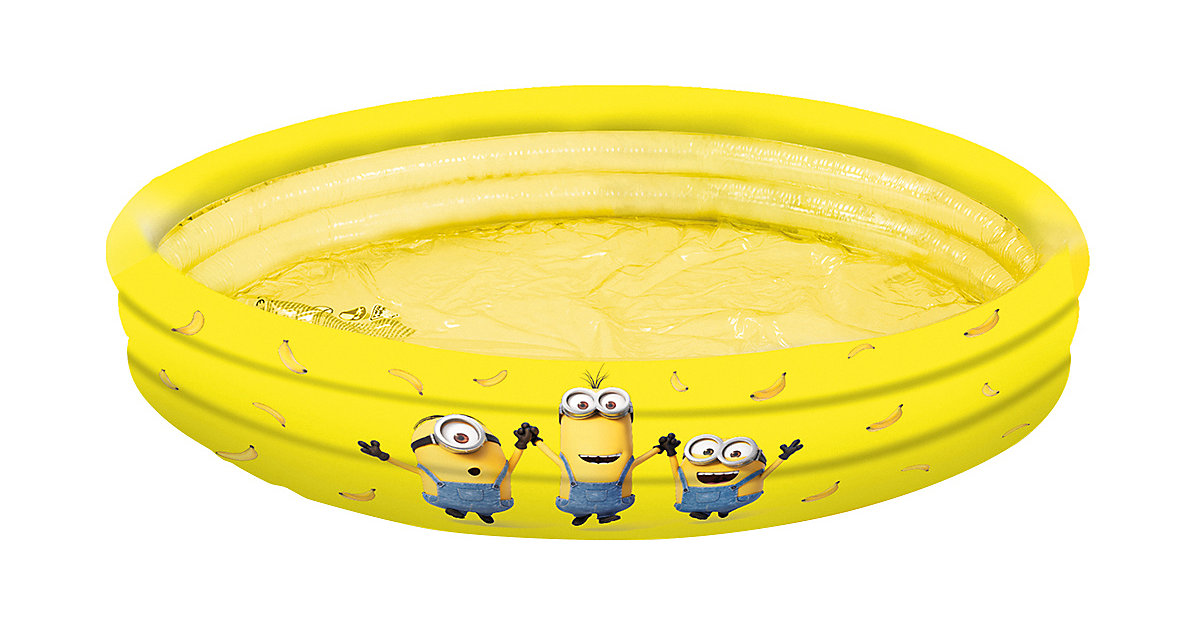 Minion Planschbecken 100x23 cm gelb