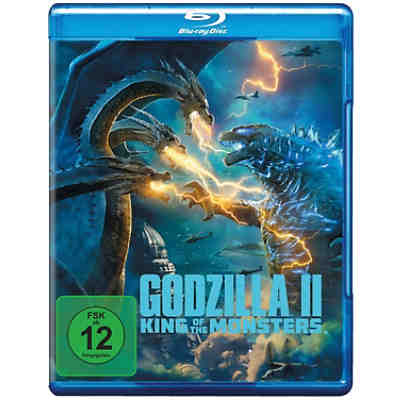 BLU-RAY GODZILLA II - King of the Monsters, Blu-ray Disc