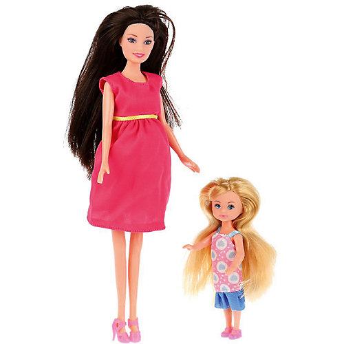 Кукла София и Алекс Беременная с дочерью от Карапуз