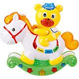 Медвежонок и лошадка Наша игрушка с проектором