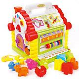 Развивающая игрушка Наша игрушка Теремок