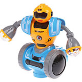 Робот Наша игрушка со светом и звуком