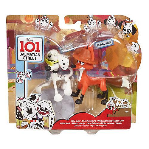 Игровой набор Disney Улица 101 Далматинца Дикое веселье от Mattel