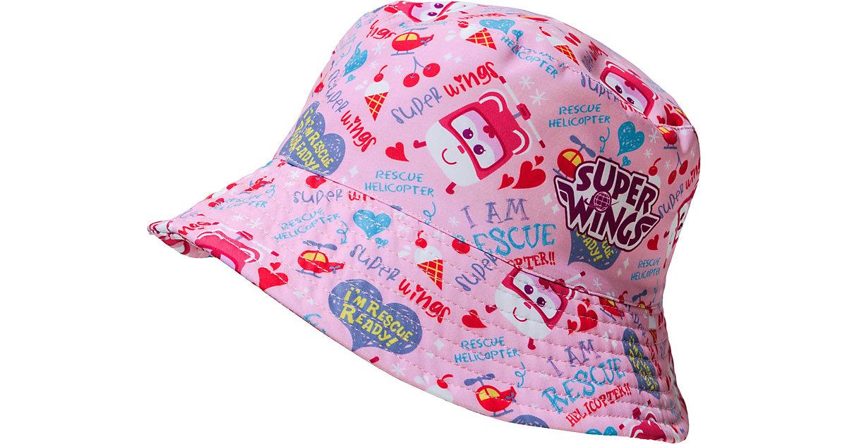 Super Wings Sonnenhut  pink Gr. 53 Mädchen Kleinkinder