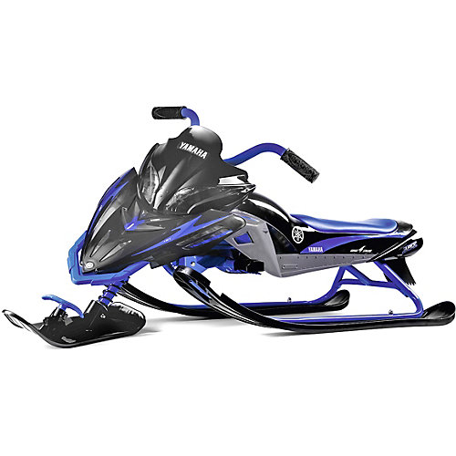 Снегокат Yamaha Apex Snow Bike MG 2020, синий