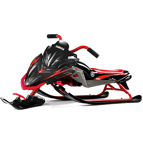 Снегокат Yamaha Apex Snow Bike MG 2020, красный
