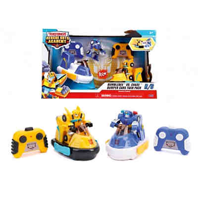 Transformers IRC Rescue Bots Bumper Cars