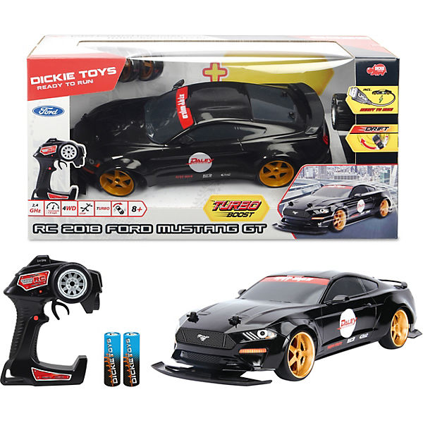 RC Drift Ford Mustang 1:10
