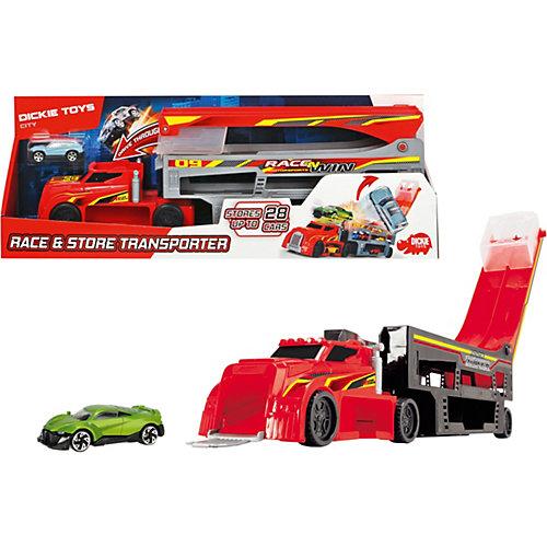 Автовоз 4-уровневый Dickie Toys, 44,5 см от Dickie Toys