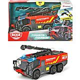 Противопожарная служба аэропорта Dickie Toys, свет, звук, 24 см