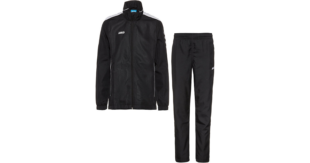 JAKO Präsentationsanzug Cup Trainingsanzüge schwarz Gr. 128   Sportbekleidung > Sportanzüge > Präsentationsanzüge   JAKO
