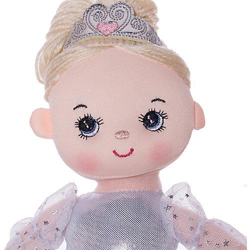 Мягкая кукла ABtoys Балерина в белом платье, 30 см от ABtoys