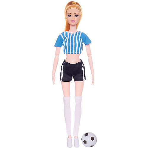 "Кукла Junfra ""Футболист"" с аксессуарами от Junfa Toys"