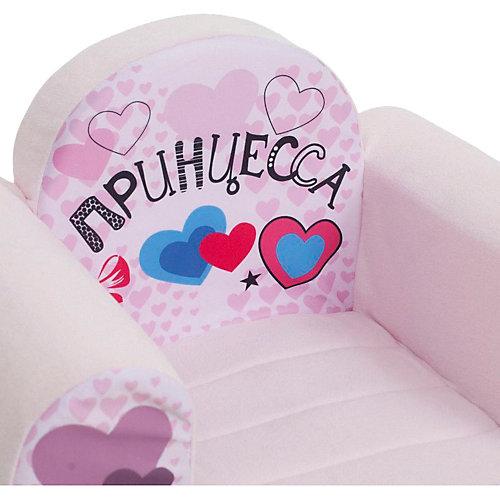 """Игровое кресло Paremo """"Инста-малыш"""" Принцесса Мия от PAREMO"""