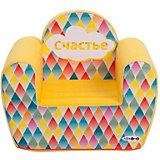 """Игровое кресло Paremo """"Инста-малыш"""" Счастье"""
