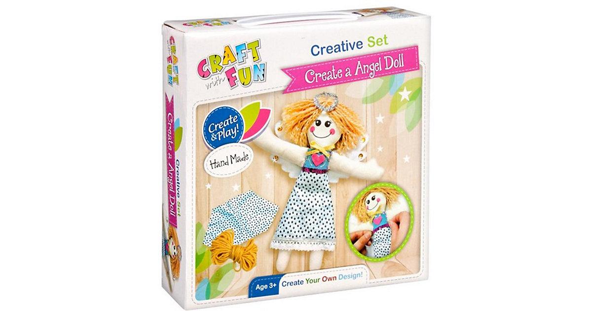 Kreativset Engel-Puppe