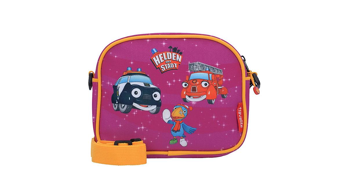 Helden der Stadt Kindertasche 20 cm Kindergartentaschen pink