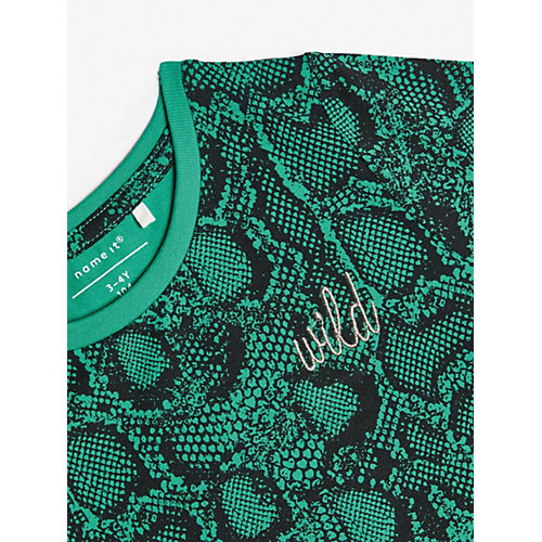 Платье Name it - зеленый от name it