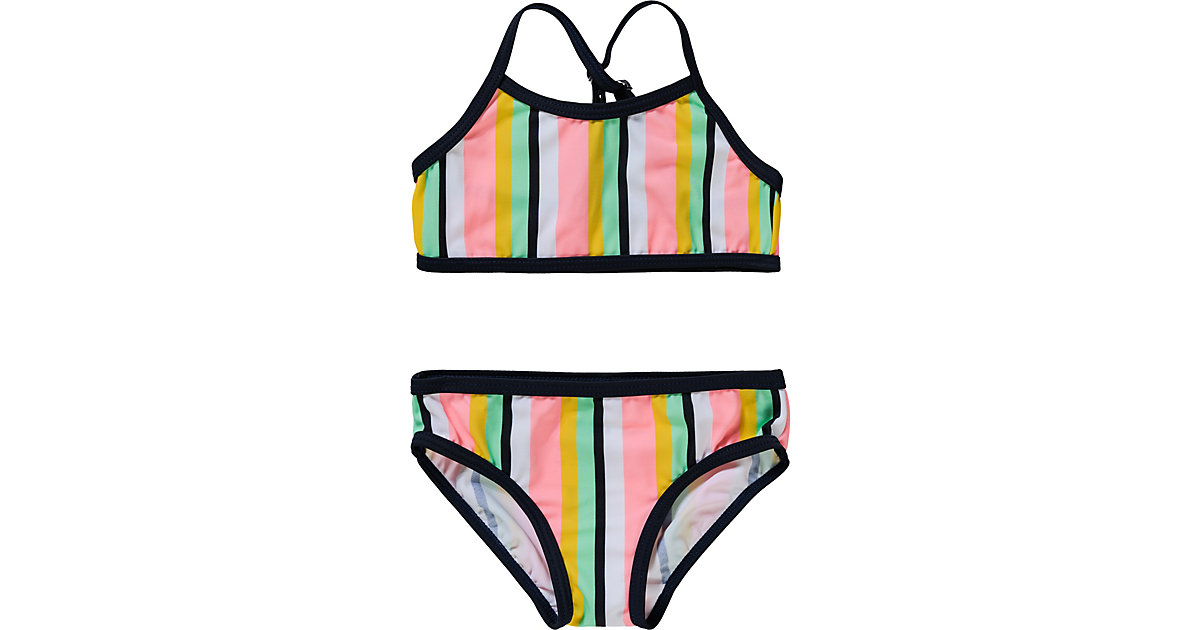 NMFZTRIPE BIKINI - Badeanzüge - weiblich mehrfarbig Gr. 86/92 Mädchen Kleinkinder