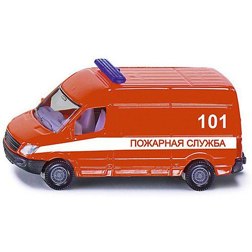 """Машина-микроавтобус Siku """"Пожарная служба"""" от SIKU"""