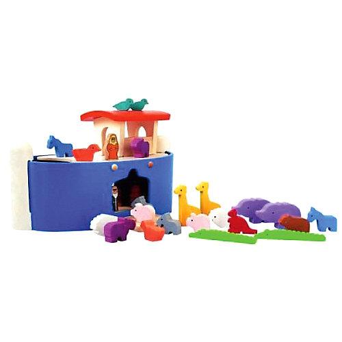 """Игровой набор Plan Toys """"Ноев ковчег"""""""