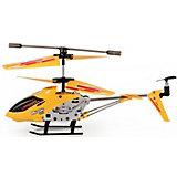 Радиоуправляемый вертолёт Mioshi Tech X22, жёлтый