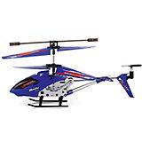 Радиоуправляемый вертолёт Mioshi Tech X22, синий