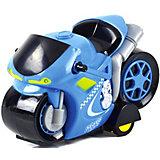 """Радиоуправляемый мотоцикл Mioshi Tech М""""Мотокросс"""", синий"""