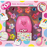 Детская декоративная косметика Markwins POP Для ногтей