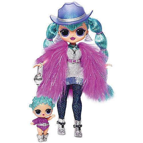 """Набор из 2 кукол LOL Surprise OMG """"Зимнее диско: Cosmic Nova"""", с аксессуарами от MGA"""
