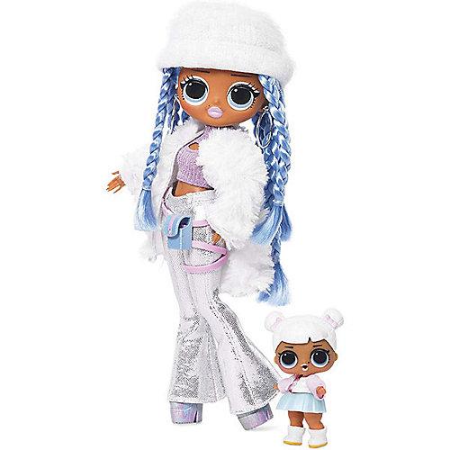 "Набор из 2 кукол LOL Surprise OMG ""Зимнее диско: Snowlicious"", с аксессуарами от MGA"
