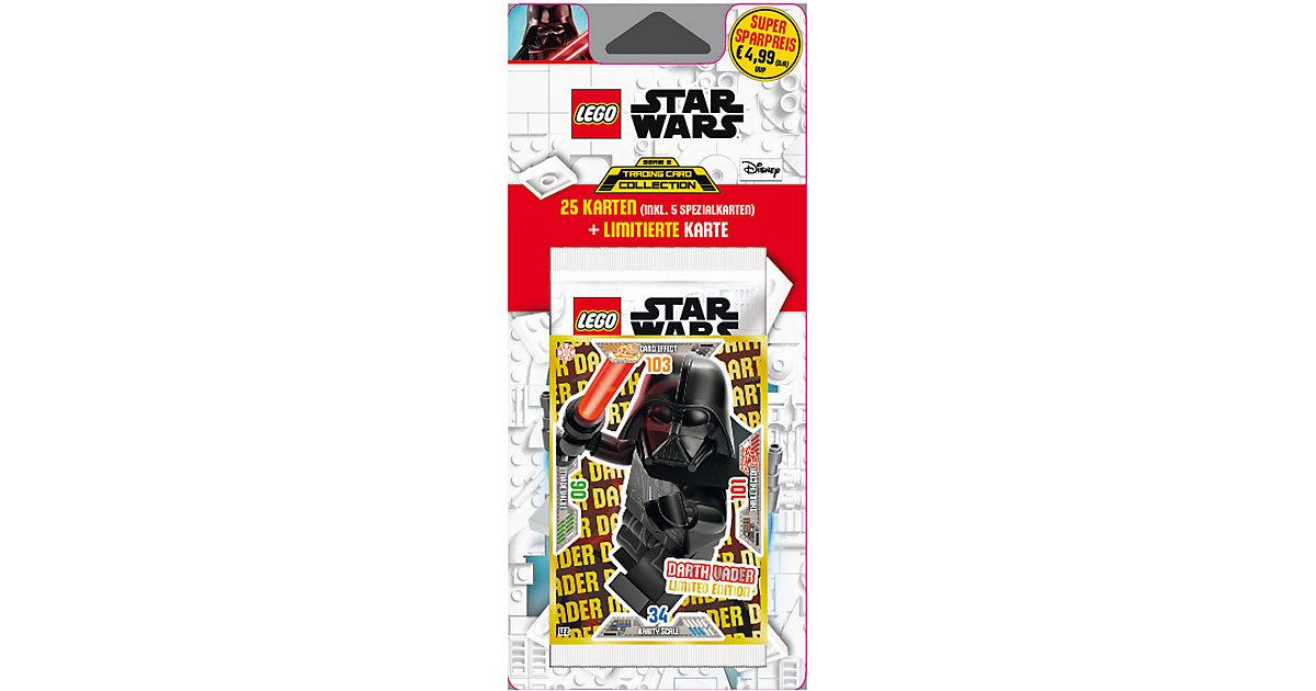 LEGO STAR WARS Serie II  5er Blister TC