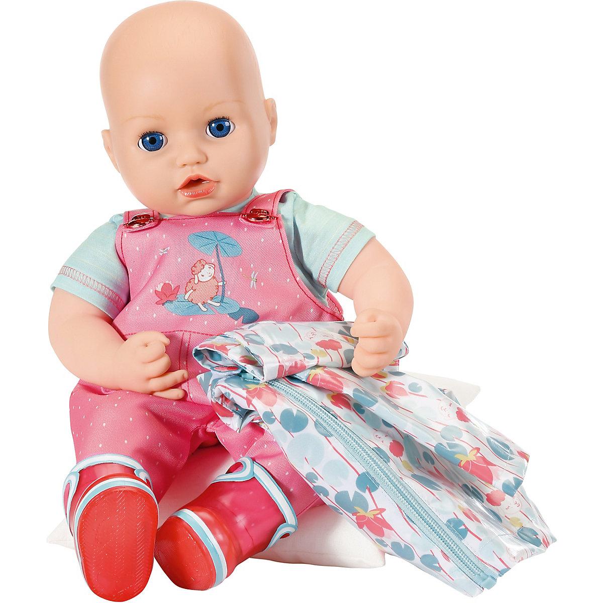 Baby Annabell Deluxe Regen Set 43 cm, Baby Annabell® | myToys