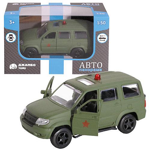Машинка Автопанорама Военная, 1:50 от Автопанорама