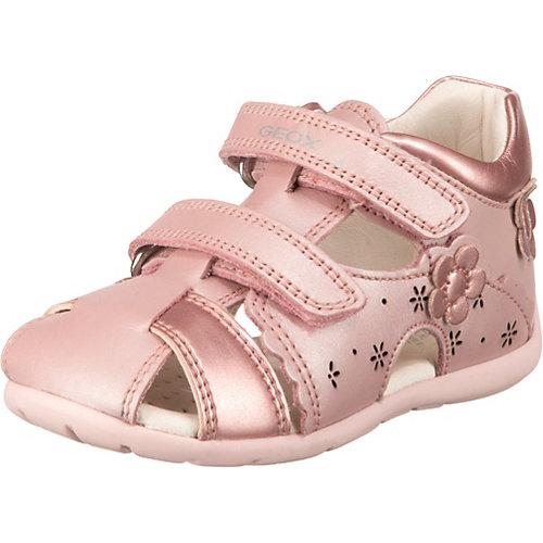 Сандалии Geox - темно-розовый от GEOX