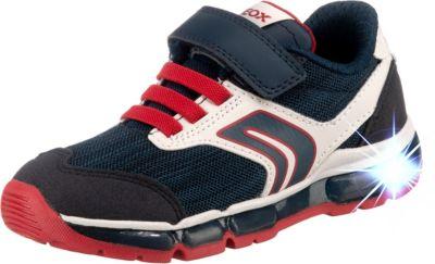 Sneakers Low Blinkies ANDROID für Jungen, GEOX