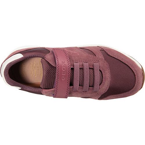 Кроссовки Geox - темно-розовый от GEOX