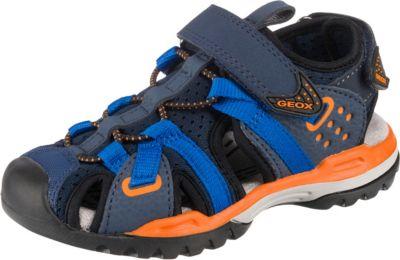 Dragon Jungen Sandale blau Neu