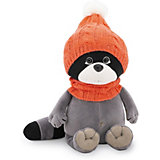 Мягкая игрушка Orange Life Енотик Дэйзи: Тёплая прогулка, 20 см