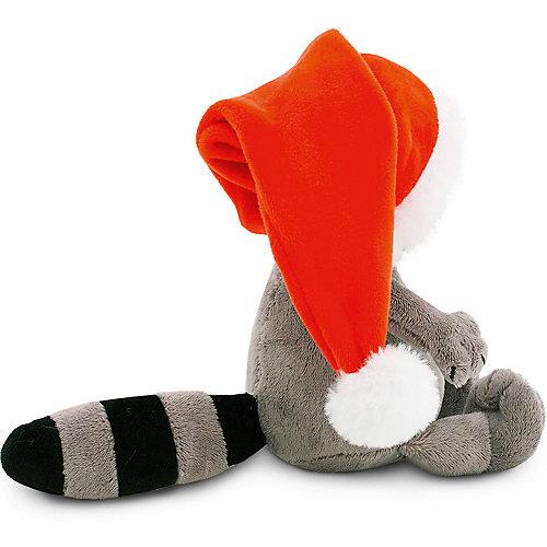 Мягкая игрушка Orange Life Енотик Дэнни: Новогодний, 15 см от Orange