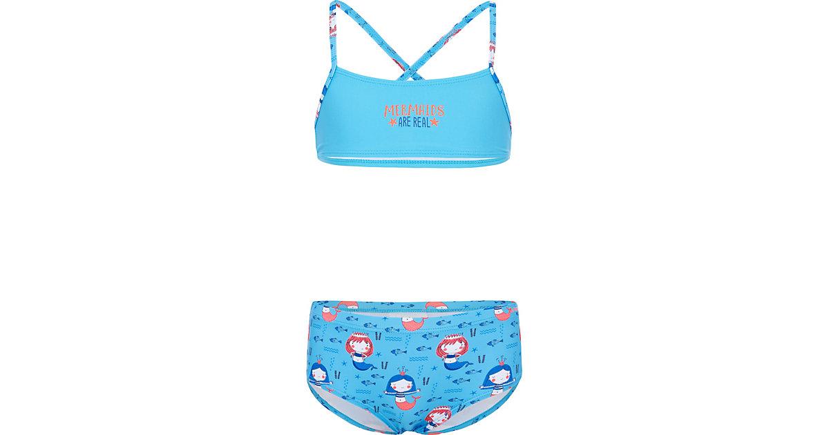 Kinder Bikini APPLE türkis Gr. 98 Mädchen Kleinkinder