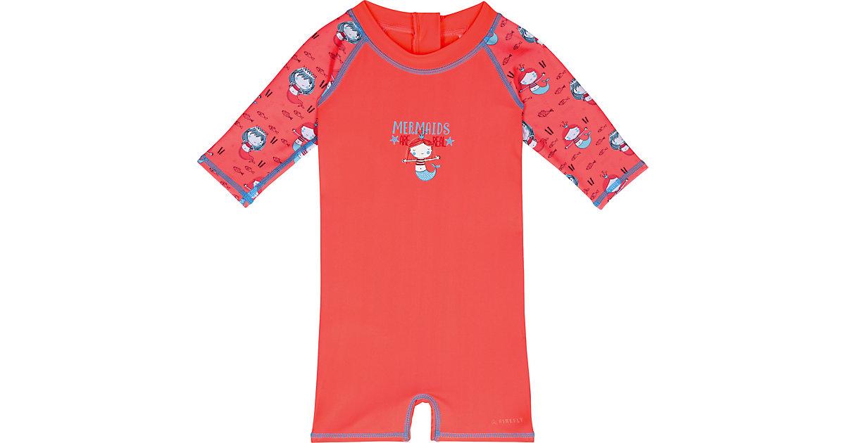 Kinder Schwimmanzug AUREL pink Gr. 104 Mädchen Kleinkinder