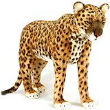 """Мягкая игрушка Hansa """"Леопард стоящий"""", 54 см"""