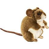 """Мягкая игрушка Hansa """"Мышка"""", 15 см"""