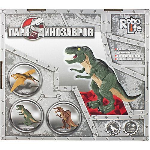 """Интерактивная игрушка 1toy """"Динозавр птеранодон"""", свет/звук от 1Toy"""