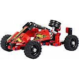 Конструктор 1Toy Hot Wheels Formula, 127 деталей