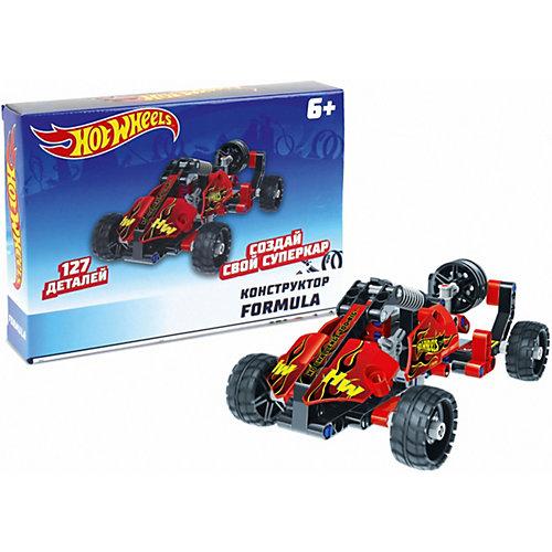 Конструктор 1Toy Hot Wheels Formula, 127 деталей от 1Toy