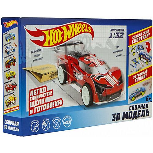 Сборная модель 1Toy Hot Wheels Super Blitzen от 1Toy