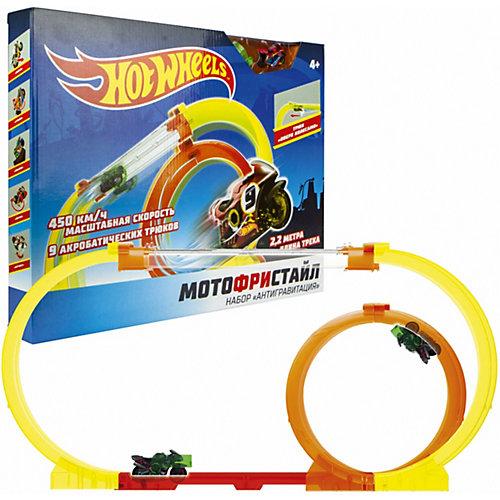 "Игровой набор 1Toy Hot Wheels ""Мотофристайл"", 8 деталей от 1Toy"